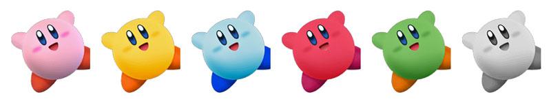 Paleta de colores de Kirby SSBB
