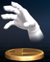 Trofeo Master Hand SSBB