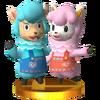 Trofeo de Al y Paca SSB4 (3DS)