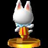 Trofeo de Blanca SSB4 (3DS)