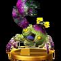 Trofeo de Cepucranco SSB4 (Wii U)