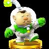 Trofeo de Charlie SSB4 (Wii U)