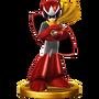 Trofeo de Proto Man SSB4 (Wii U)