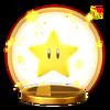 Trofeo de Superestrella SSB4 (Wii U)