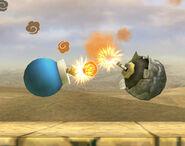 Bombas Link y Toon Link SSBB