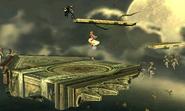 Torre del reloj de Umbra SSB4 (3DS)
