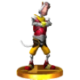 Trofeo de Andrew Oikonny SSB4 (3DS)
