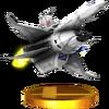 Trofeo de Great Fox SSB4 (3DS)