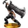 Trofeo de Magno SSB4 (Wii U )