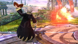 Ataque normal de Robin (3) SSB4 (Wii U)