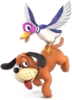 Dúo Duck Hunt SSBU