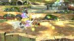 Flauta de confusión SSB4 (Wii U)