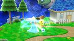 Fuerzas opuestas (1) SSB4 (Wii U)
