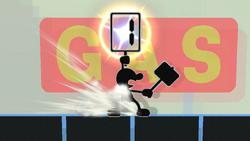 Juez extremo (1) SSB4 (Wii U)