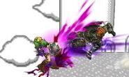 Patada del hechicero SSB4 (3DS)