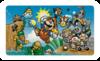 Pegatina de Super Mario Bros. SSBB