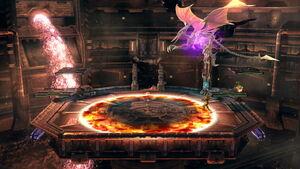 Ridley Llamarada (3) SSB4 (Wii U)