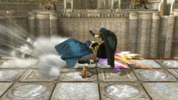 Sable salvaje (2) SSB4 (Wii U)