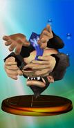 Trofeo de Donkey Kong (Smash 2) SSBM