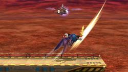 Lanzadera lateral (2) SSB4 (Wii U)