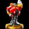 Trofeo de Dr. Eggman SSB4 (Wii U)