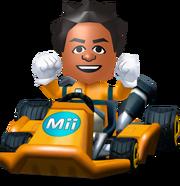 Mii en Mario Kart 7