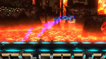 Salto mortal bajo (1) SSB4 (Wii U)