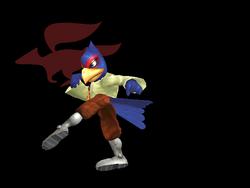 Pose de victoria Falco SSBM (1)