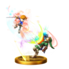Trofeo de Filo extremo SSB4 (Wii U)