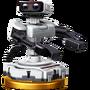 Trofeo de R.O.B. SSB4 (Wii U)