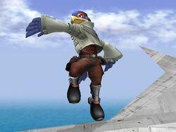 Ataque Fuerte Superior Falco SSBB (2)