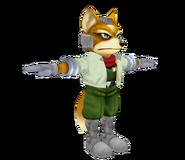 Pose T Fox (SSBM)