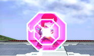 Tirador Mii Reflector SSB4 (3DS)