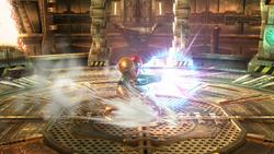 Tiro a quemarropa (1) SSB4 (Wii U)