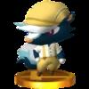 Trofeo de Betunio SSB4 (3DS)