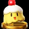 Trofeo de Eurídulce SSB4 (Wii U)