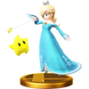 Trofeo de Rosalina y Destello SSB4 (Wii U)