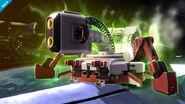 Comienzo del Smash final de R.O.B. SSB4 (Wii U)