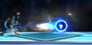 Lucario lanzando esfera aural (2) SSBB