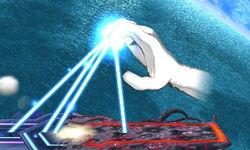 Master Hand Dedos Láser SSB4 (3DS)