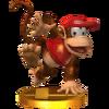 Trofeo de Diddy Kong SSB4 (3DS)