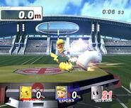 Béisbol Smash - Modo cooperativo SSBB