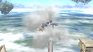 Desaparición (3) SSB4 (Wii U)