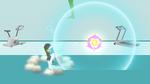Saludo concentrado (3) SSB4 (Wii U)