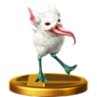 Trofeo de Pajarito SSB4 (Wii U)