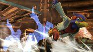 Fantasma Falco SSB4 (Wii U)