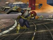 Indefensión Captain Falcon SSBB