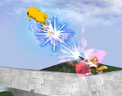 Lanzamiento trasero de Fox (2) SSBM