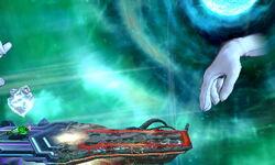 Master Hand Vendaval SSB4 (3DS)