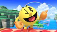 Pac-Man en 3D Land SSBU